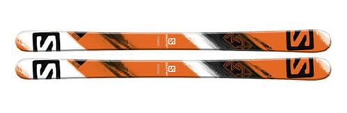 Alpine Sports Breckenridge, CO Salomon NFX (Jr. Skis)